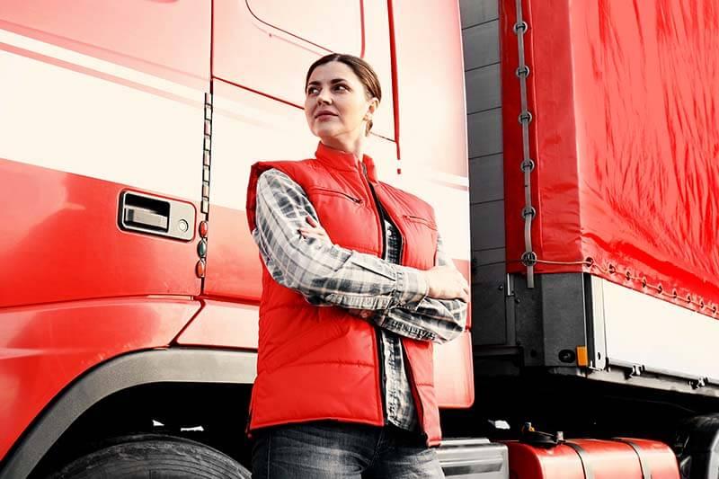 Logistics Driver